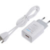WALL QUICK CHARGER 3.0 WHITE